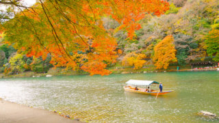 桂川沿い1