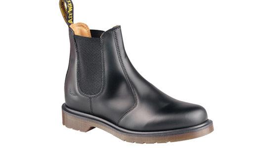 革のブーツを買うならドクターマーチンのサイドゴアブーツが長く履けて最高にかっこいい