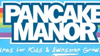 Pancake manorタイトル