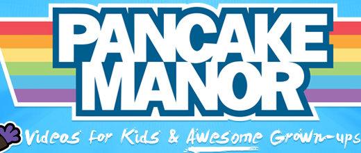 子供が思わず口ずさむ英語の動画『PANCAKE MANOR(パンケーキマナー)』の紹介