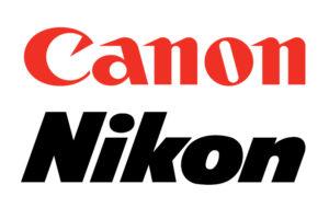 CanonとNikon