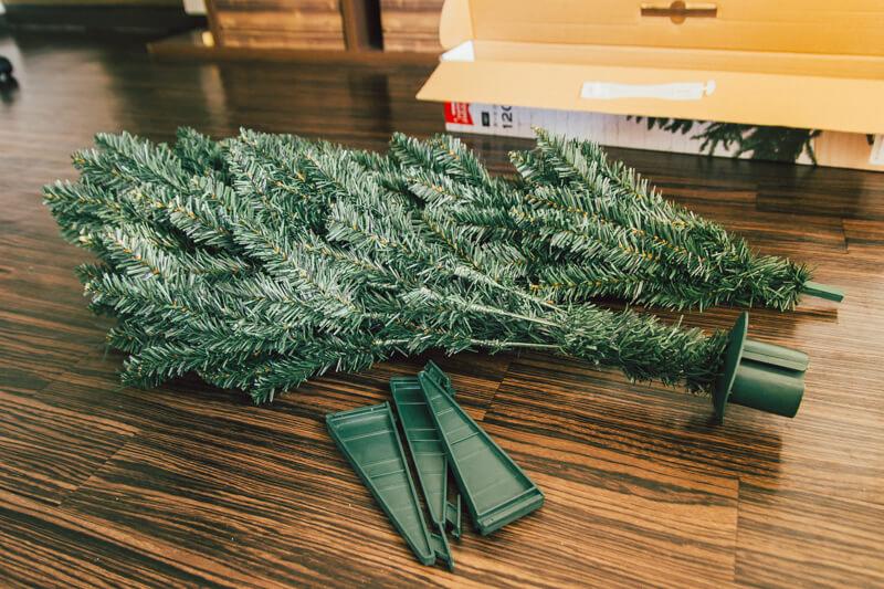 ニトリのヌードツリー