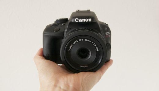 Canon EOS Kiss X7の写真