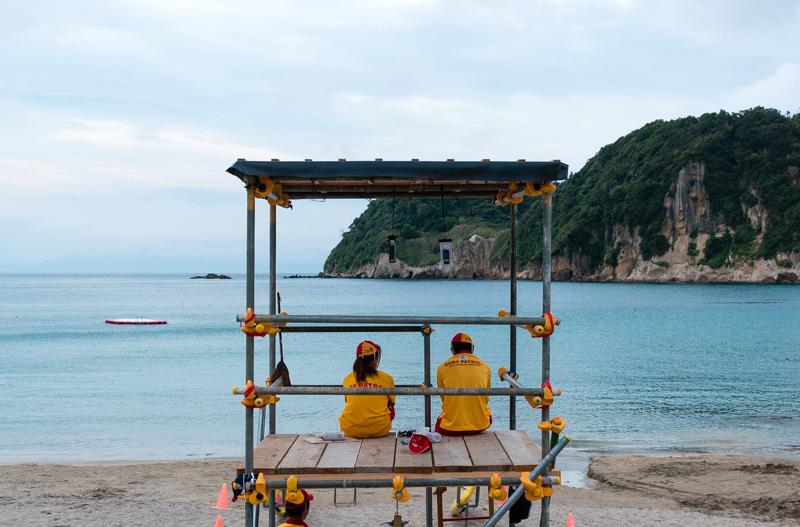 岩地海水浴場写真4