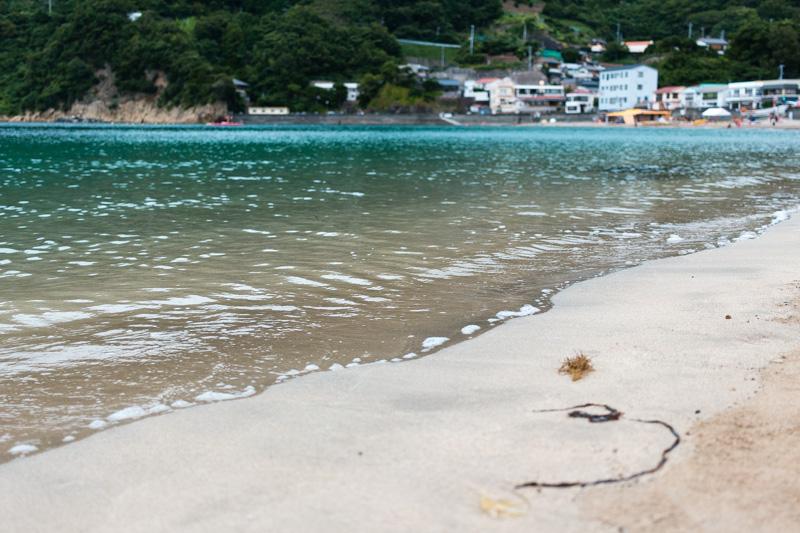 岩地海水浴場写真3