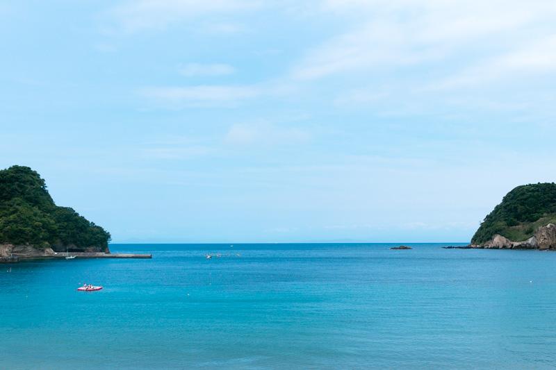 岩地海水浴場写真1