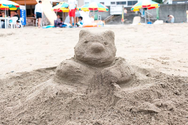 砂浜写真3