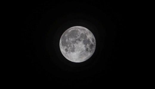 キットレンズで月を撮る!α6000の全画素超解像ズームを使えば超望遠レンズはいらない!?