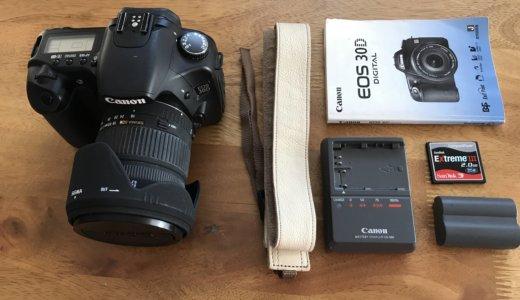 古いカメラはメルカリで売れるの?実際に出品したら10秒で売却できました