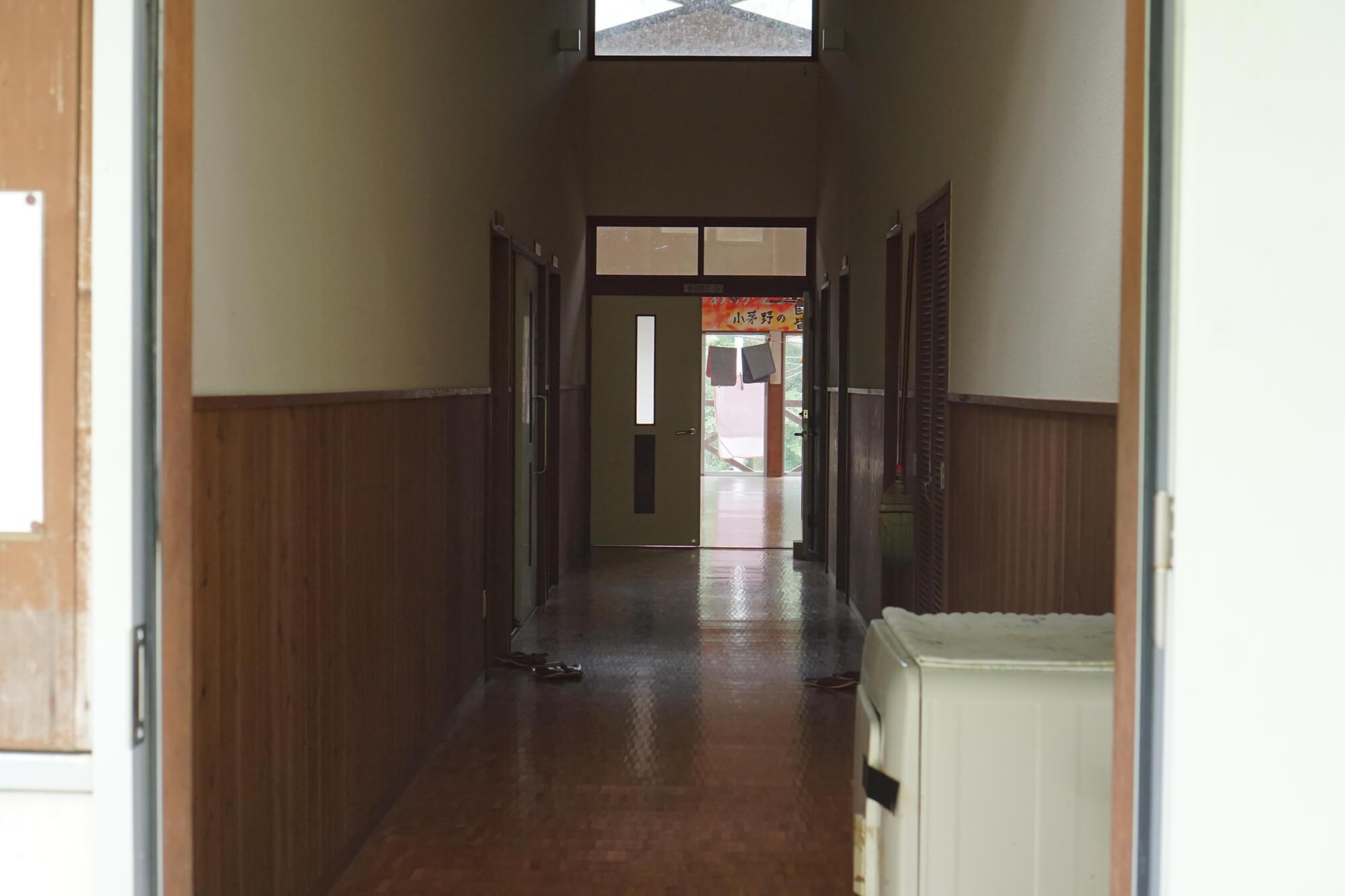 山崎アウトドアランドの多目的ホールの写真