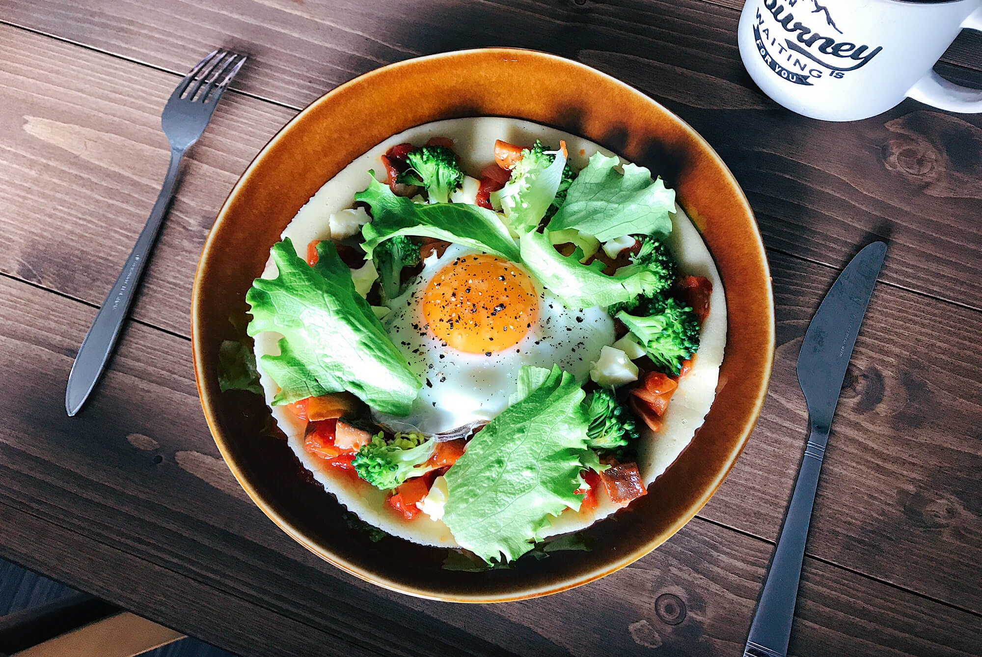 パレオダイエットの食事例2