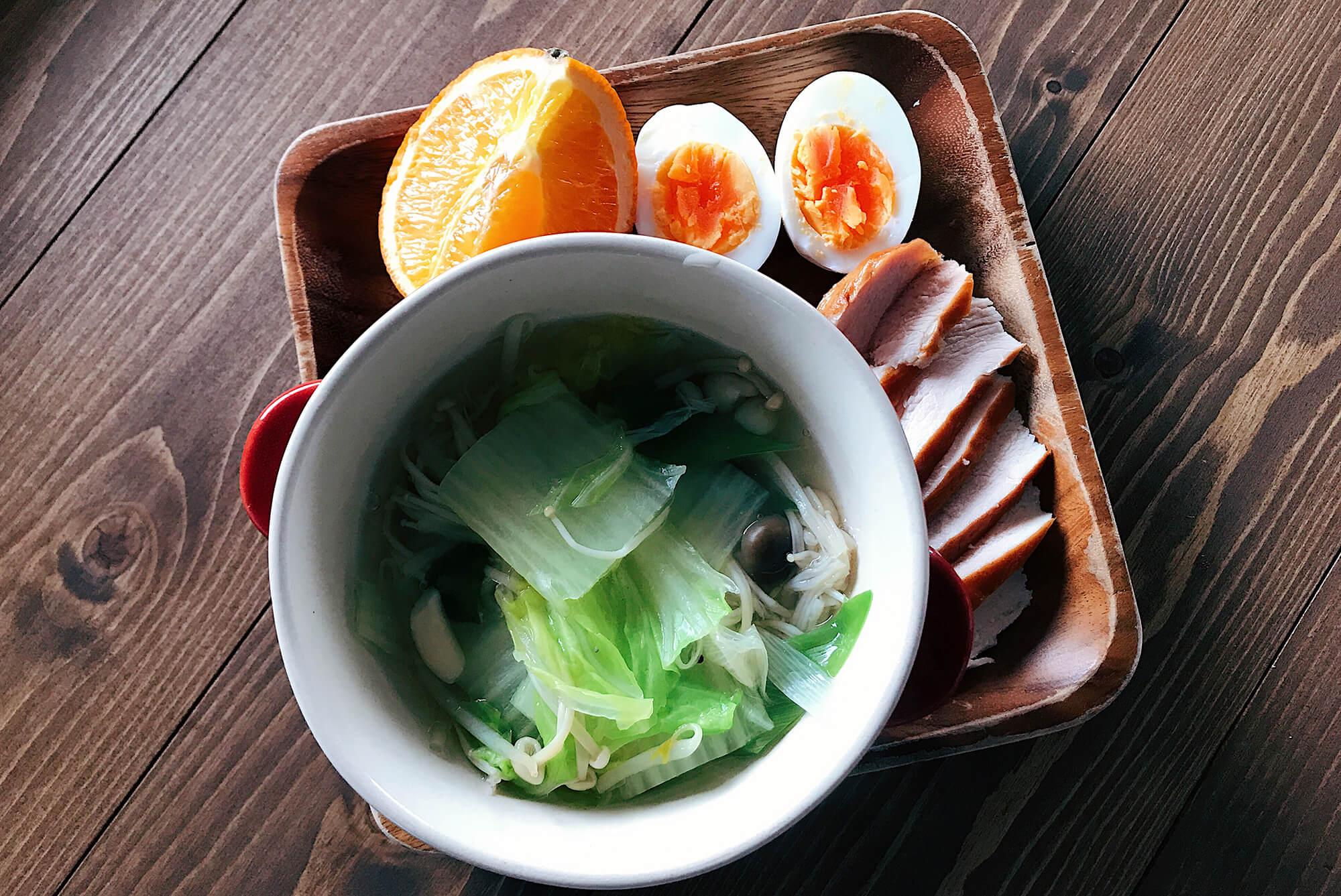 パレオダイエットの食事例4